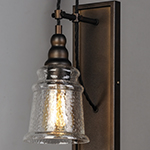 Revival 1-Light Wall Sconce