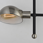 Mingle LED 2-Light Wall Sconce