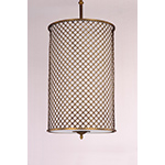 Manchester 6-Light Entry Foyer Pendant