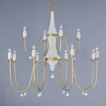 Claymore 12-Light Chandelier