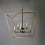 Abode 8-Light Chandelier