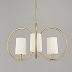 Meridian 3-Light Chandelier