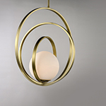 Coronet 1-Light Pendant