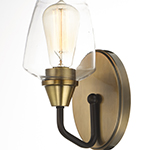 Goblet 1-Light Wall Sconce