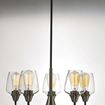 Goblet 5-Light Chandelier