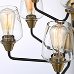 Goblet 9-Light Chandelier