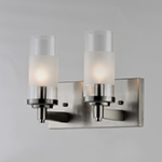Crescendo 2-Light Bath Vanity