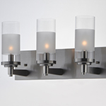 Crescendo 3-Light Bath Vanity
