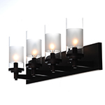 Crescendo 4-Light Bath Vanity