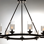 Crescendo 9-Light Chandelier