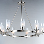 Crescendo 12-Light Chandelier