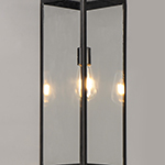 Catalina 1-Light Outdoor Hanging Lantern