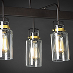 Magnolia 6-Light Linear Pendant