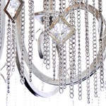 Alessandra 4-Light Chandelier