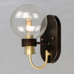 Bauhaus 1-Light Wall Sconce