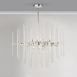 Divine 8-Light Chandelier
