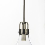 Kinetic LED 1-Light Mini Pendant