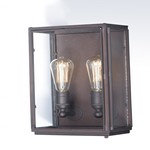 Pasadena 2-Light Outdoor Wall Lantern