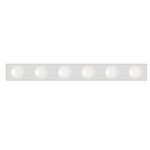Essentials 6-Light Bath Vanity Strip Light
