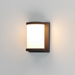 Barrel Small LED Outdoor Wall Sconce