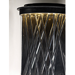 Bedazzle LED Outdoor Wall Lantern