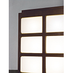 Packs LED Outdoor Wall Sconce