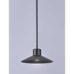 Civic LED 1-Light Outdoor Pendant