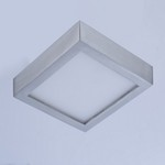 "Wafer 9"" SQ LED Surface Mount 3000K"