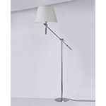 Hotel 1-Light LED Floor Lamp
