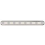 Essentials 8-Light Racetrack Bath Vanity Light
