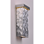 Mosaic LED Wall Sconce