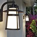 Calistoga 1-Light Outdoor Pole/Post Lantern