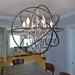 Orbit 6-Light Pendant