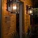 Santa Barbara VX 3-Light Outdoor Wall Lantern