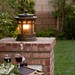 Santa Barbara VX 3-Light Outdoor Deck Lantern