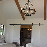 Lodge 8-Light Chandelier