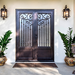 Scottsdale 1-Light Outdoor Wall Lantern