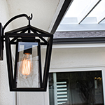 Artisan 1-Light Outdoor Wall Mount