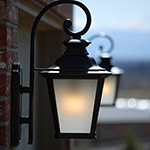 Knoxville LED Outdoor Wall Sconce
