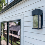 Townhouse LED Outdoor Wall Sconce