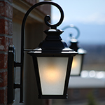 Knoxville EE 1-Light Outdoor Wall Lantern