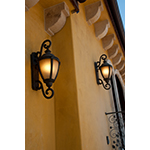 Morrow Bay EE 1-Light Outdoor Wall Lantern