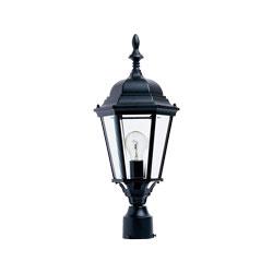 Outdoor post lights outdoor lamp posts outdoor pole lighting westlake cast 1 light outdoor polepost lantern new workwithnaturefo