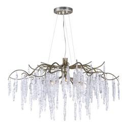 Chandelier-Glass Chandelier-Chandeliers and Lighting - Maxim Lighting