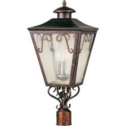 Cordoba 3 Light Outdoor Wall Lantern