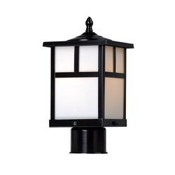 Coldwater 1 Light Outdoor Pole/Post Lantern New