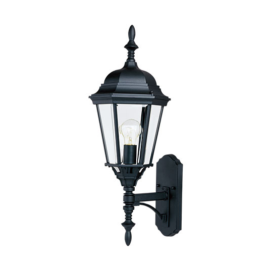 Westlake cast 1 light outdoor wall lantern outdoor wall mount 1003bk mozeypictures Images