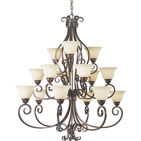 Manor 15 light chandelier multi tier chandelier maxim lighting 12209fioi mozeypictures Choice Image