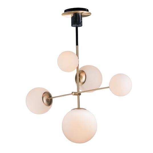 Vesper 5 Light Pendant