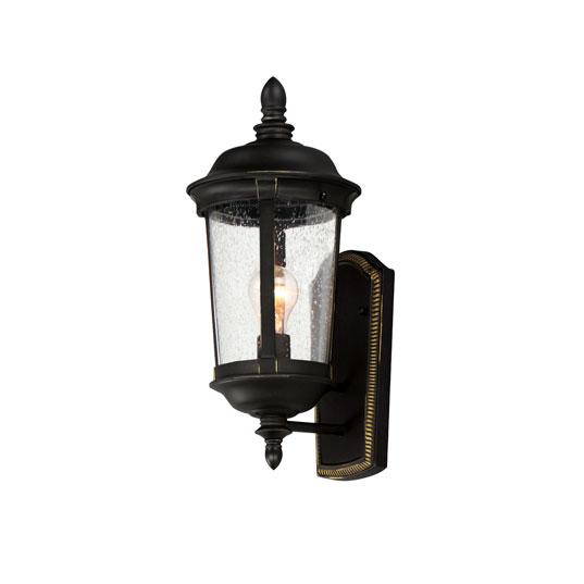 Dover Cast 1 Light Outdoor Wall Lantern